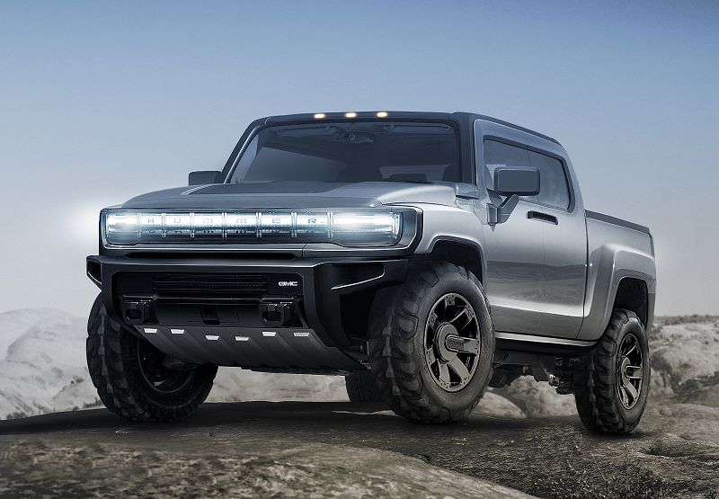 2022 Gmc Hummer Ev Suv Cost News Pics Debut Trucks