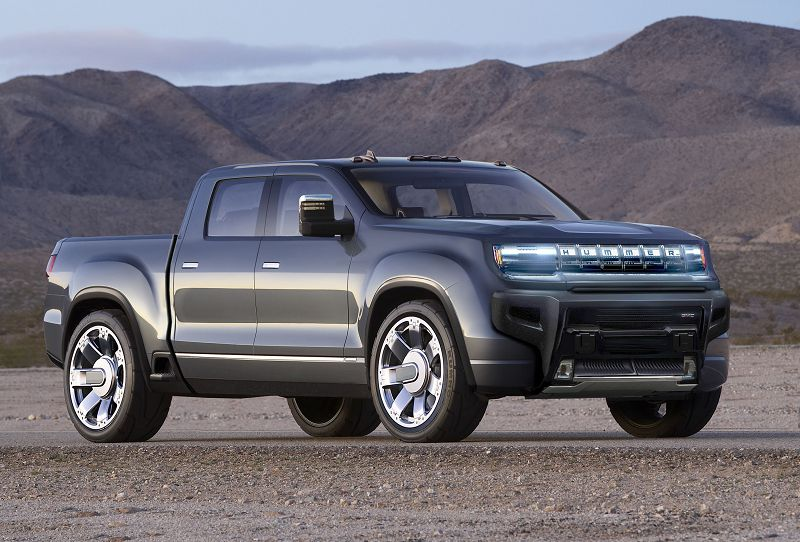 2022 Gmc Hummer Ev Suv Reviews Price Truck Pickup