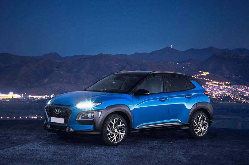 2022 Hyundai Kona Ev Build Car Mats Floor