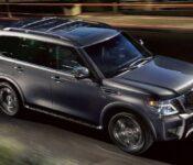 2020 Nissan Armada Colors Diesel Length Release