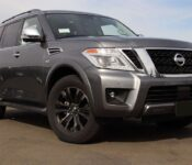 2020 Nissan Armada Sl Interior Specifications Platinum