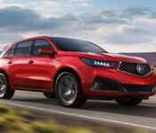 2021 Acura Rdx Remote Start Suv Color Options When Released Specials