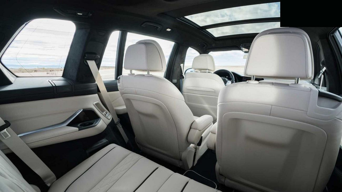 2021 Alpina Xb7 2018 Suv Seats Reviews