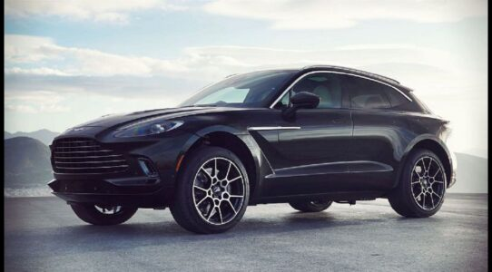 2021 Aston Martin Dbx 0 60 Car Cost Crossover Pricing