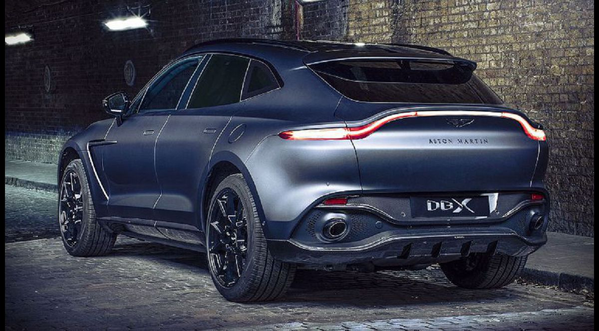 2021 Aston Martin Dbx Colors Images Photos Release Date