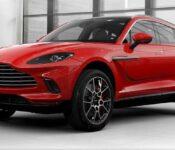 2021 Aston Martin Dbx News Oman Pics Test Drive