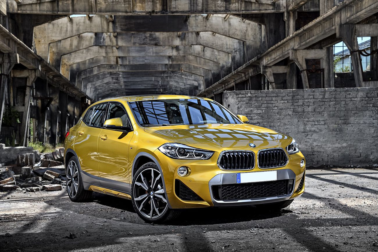 2021 Bmw X2 Fob Cargo Net Seat Covers Logo Specifications