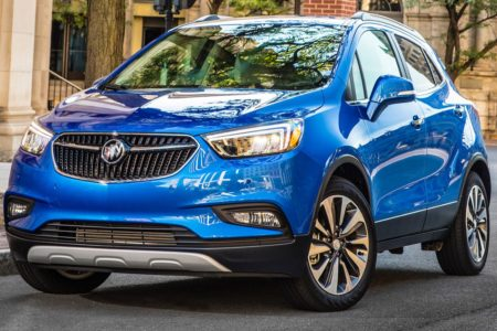 2021 Buick Encore Colors Photos