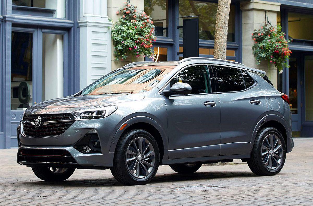 2021 Buick Encore Crossover Reviews Edmunds Gxi International Gas