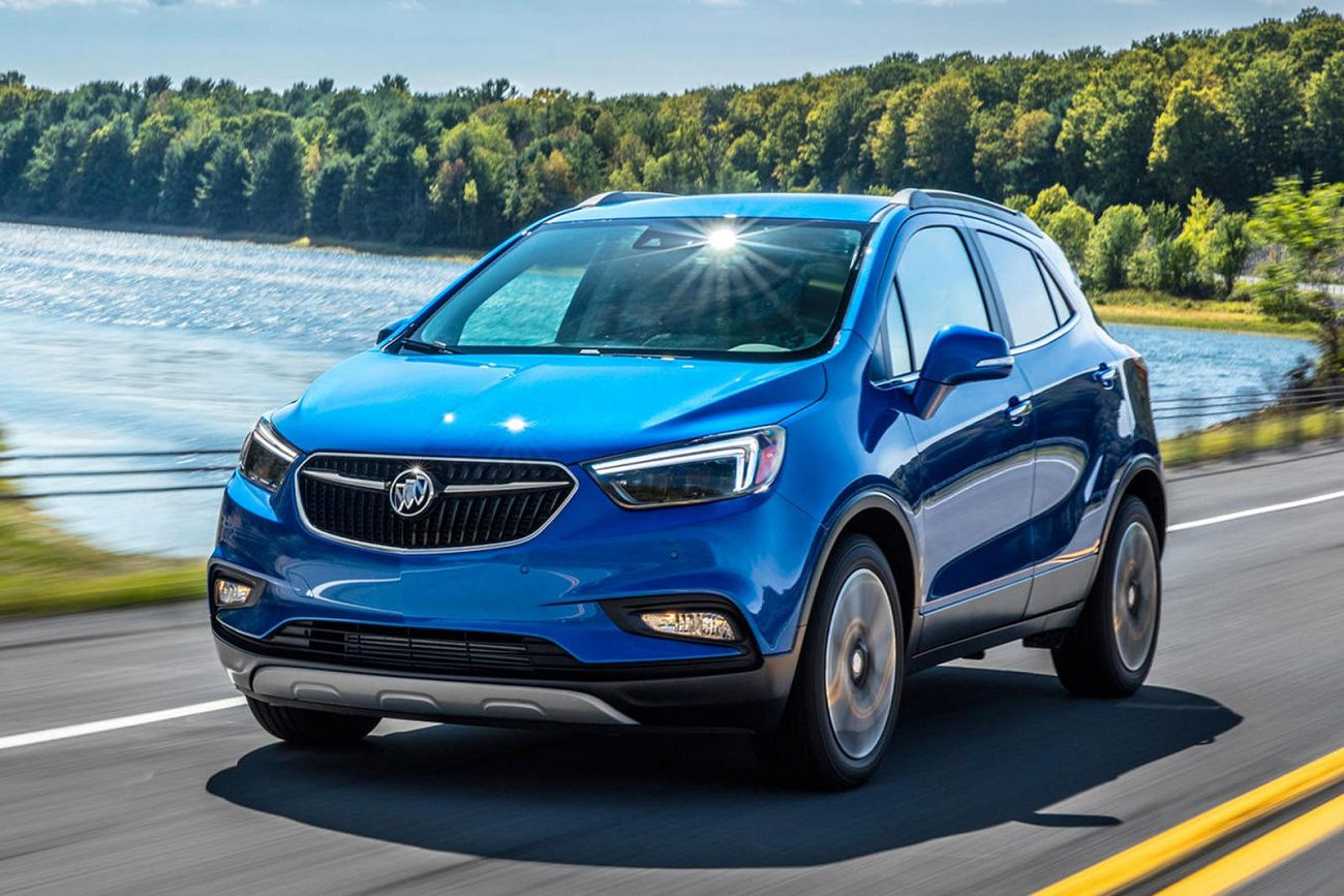 2021 Buick Encore Date Review