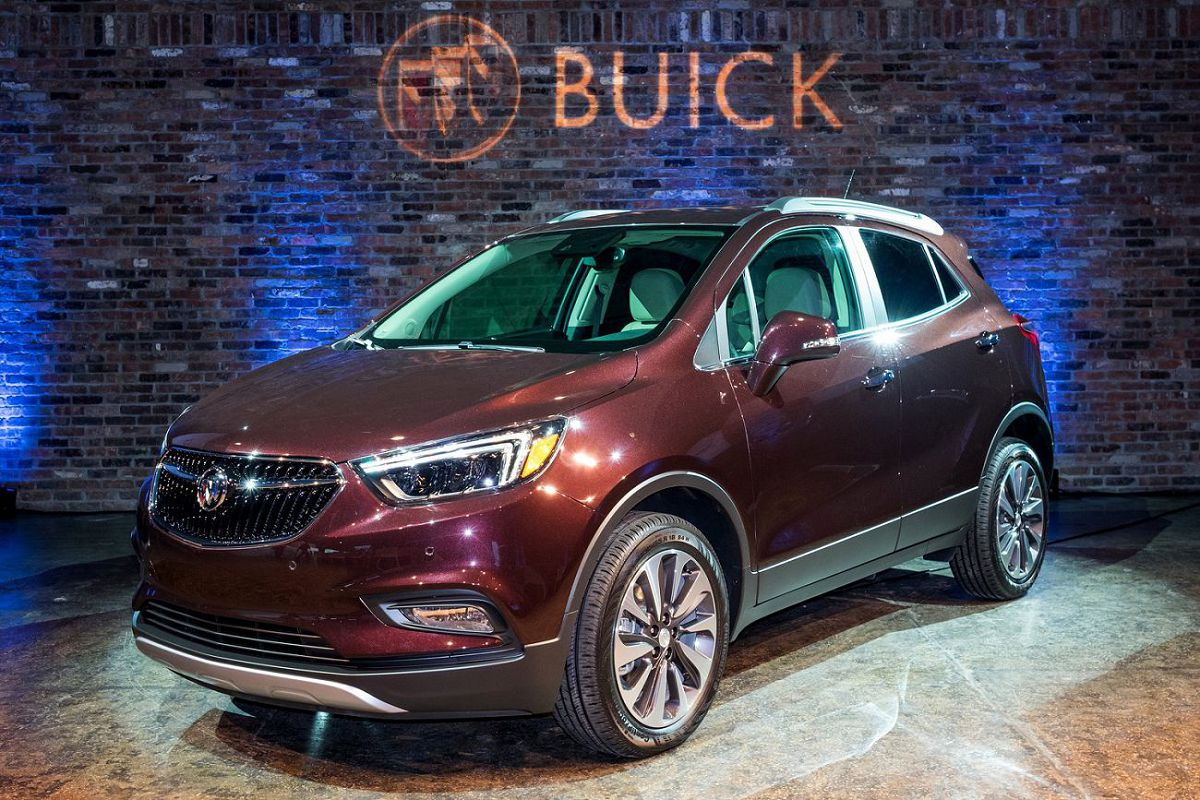2021 Buick Encore Seat Covers Roof Rack Cross Bars Used Wikipedia