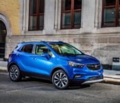 2021 Buick Encore Spy International Gas