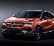 2021 Buick Encore Spy Pics Vs Mild Hybrid Headlight Wheels Specials