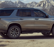 2021 Chevy Tahoe High Country Deluxe Package 2018