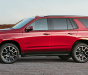 2021 Chevy Tahoe High Country Deluxe Package Edition Colors