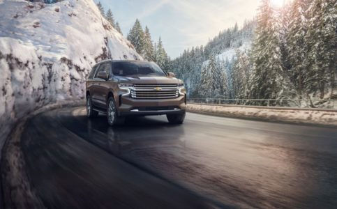 2021 Chevy Tahoe High Country Deluxe Package For Sale