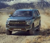 2021 Chevy Tahoe High Country Deluxe Package Interior