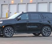 2021 Chevy Tahoe High Country Deluxe Package Msrp Black