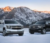 2021 Chevy Tahoe High Country Deluxe Package Release Date
