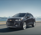 2021 Chevy Trax New Trailblazer Vs