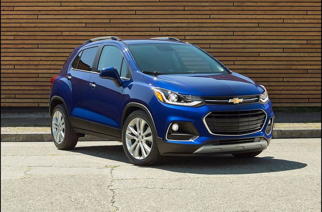 2021 Chevy Trax Pictures For Sale