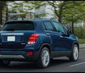 2021 Chevy Trax Review Colors