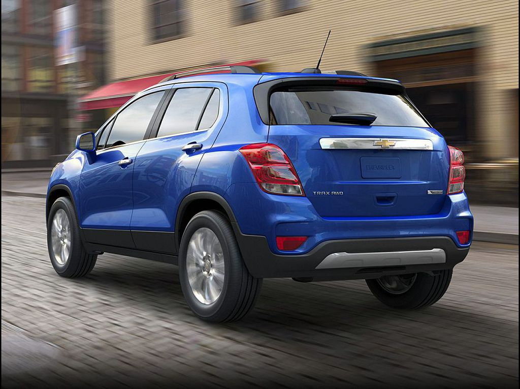 2021 Chevy Trax Tracker Review