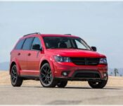 2021 Dodge Journey Crossover Changes