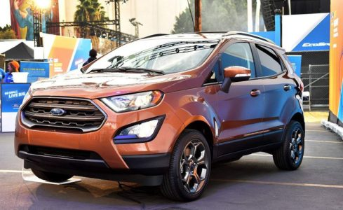 2021 Ford Ecosport 2017 Se Mpg Storm Grill Price Specs For Sale