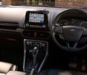 2021 Ford Ecosport Colombia Interior Europa Philippines Titanium