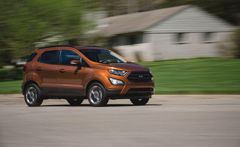 2021 Ford Ecosport Escape Modified Off Road Car Games