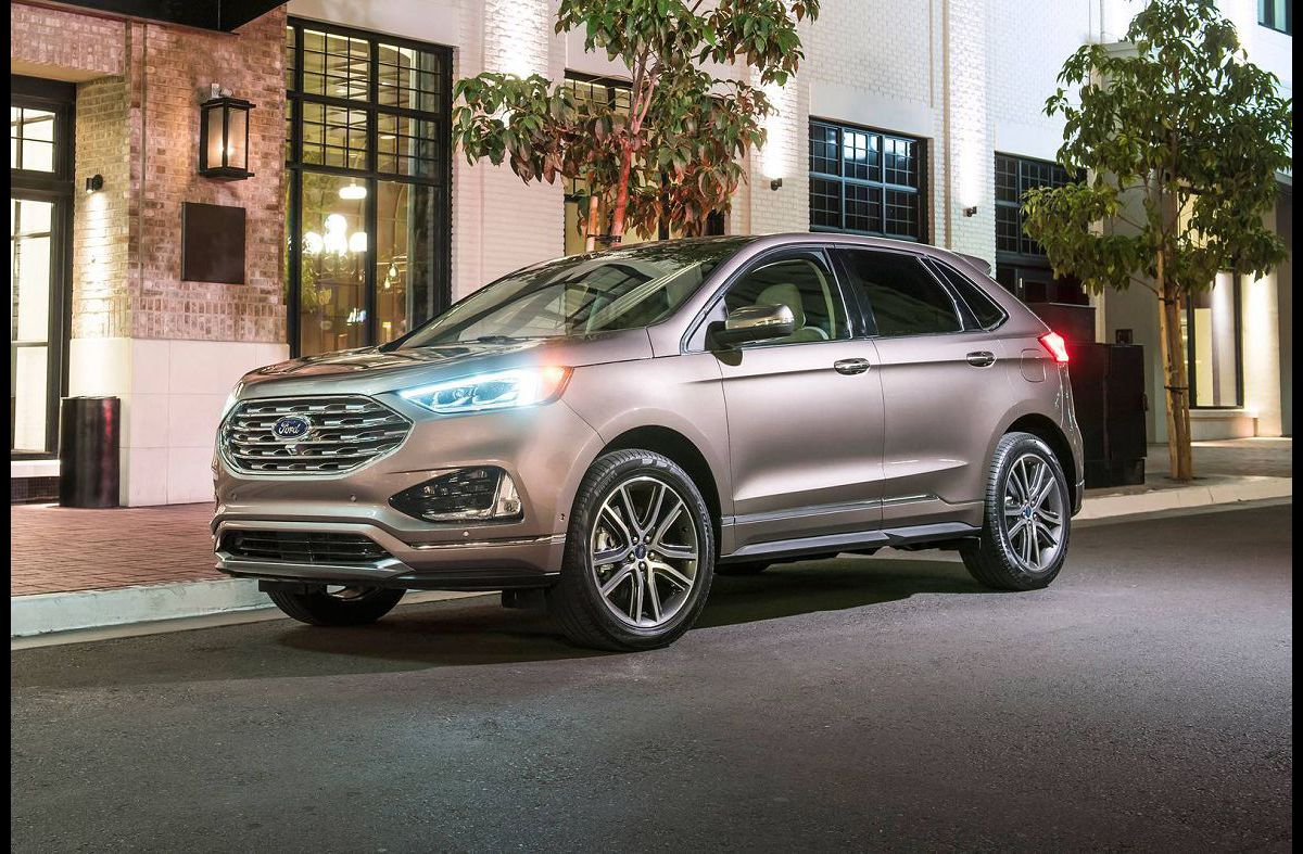 2021 Ford Edge Concept Engines Titanium For Sale Review