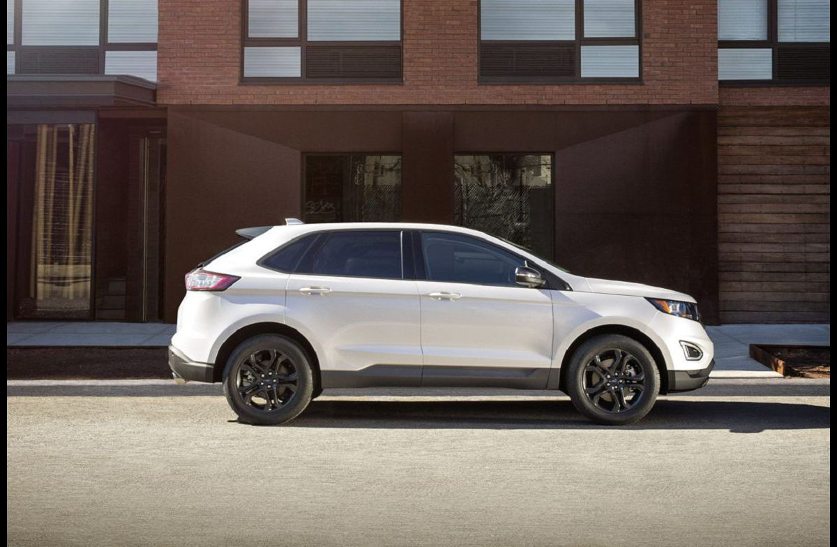2021 Ford Edge Pictures Image Changes Photos Images Suv