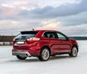 2021 Ford Edge Release Date Exterior Interior Sel Reviews Front Grill