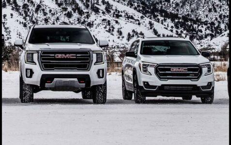 2021 Gmc Terrain At4 Slt Specs Colors Denali Photos Offers