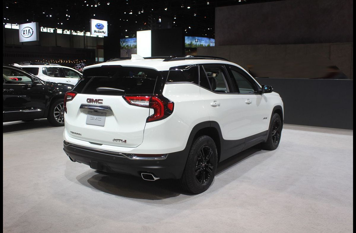 2021 Gmc Terrain Pictures Review Accessories Suv Sle Lease