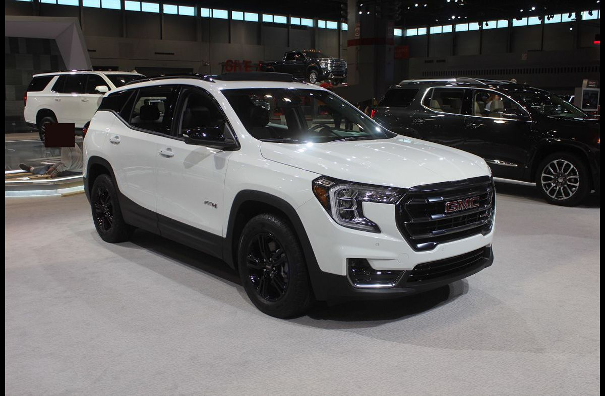 2021 Gmc Terrain Redesign Awd Release Date Exterior Changes