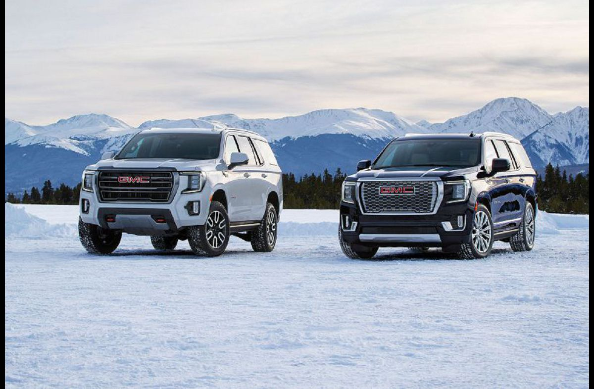 2021 Gmc Yukon Denali Xl Msrp 4wd At4 Release Tail Light