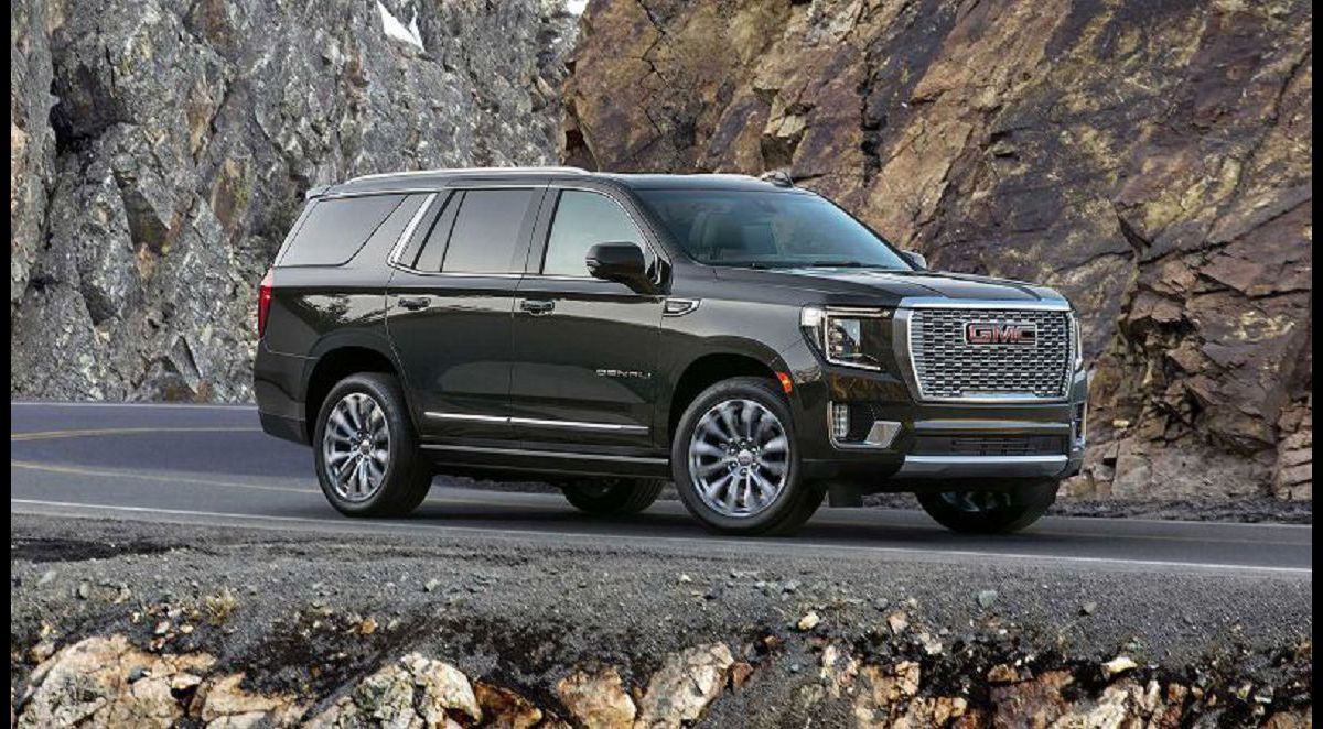 2021 Gmc Yukon Picture Pictures Colors Reviews For Sale