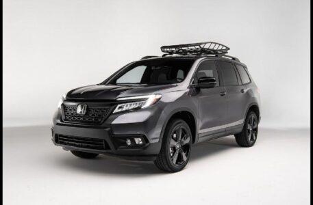 2021 Honda Passport Changes Review News Interior Elite Exl