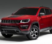 2021 Jeep Grand Compass 2018 Map In India