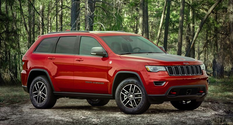 2021 Jeep Grand Compass Limited Interior
