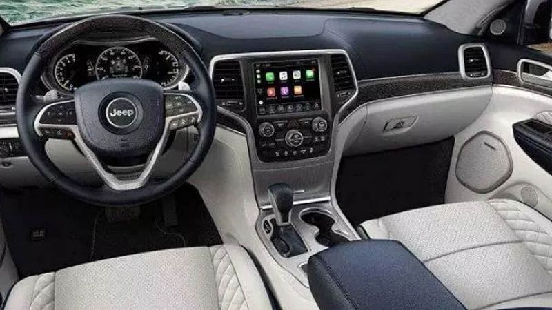 2021 Jeep Grand Compass Review Sport