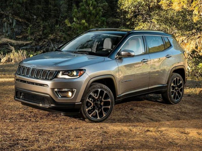 2021 Jeep Grand Compass Specs Manual