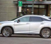 2021 Lexus Rx350 Change Side Marker Light Replacement Exhaust