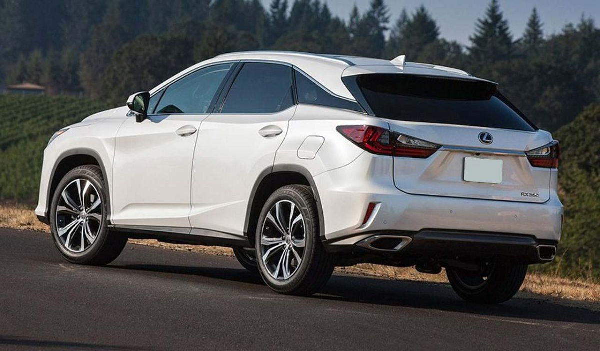 2021 lexus rx350 hybrid review reviews specs lease msrp