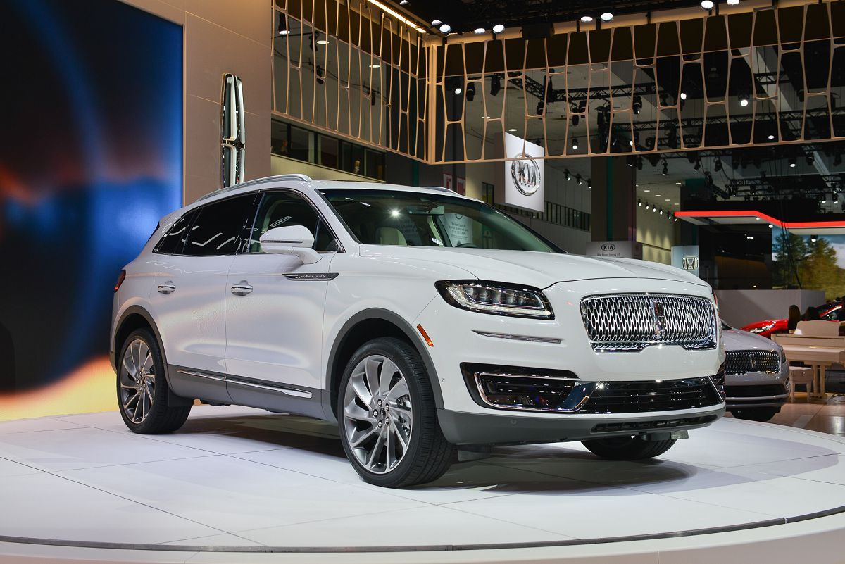 2021 Lincoln Nautilus Update Review Refresh Any Changes Next