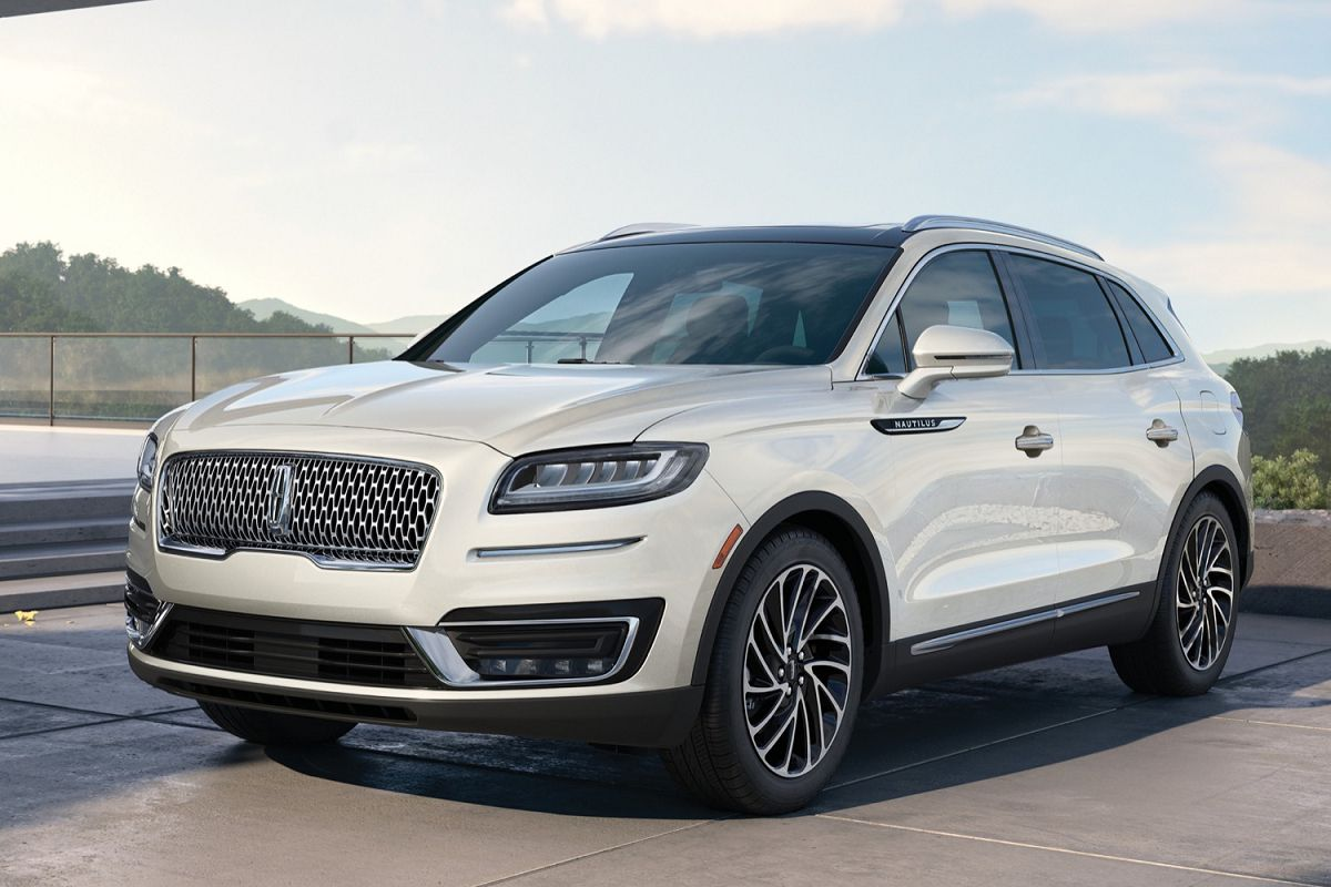 2021 Lincoln Nautilus Years 2020 Specs Specifications Carmax 2019