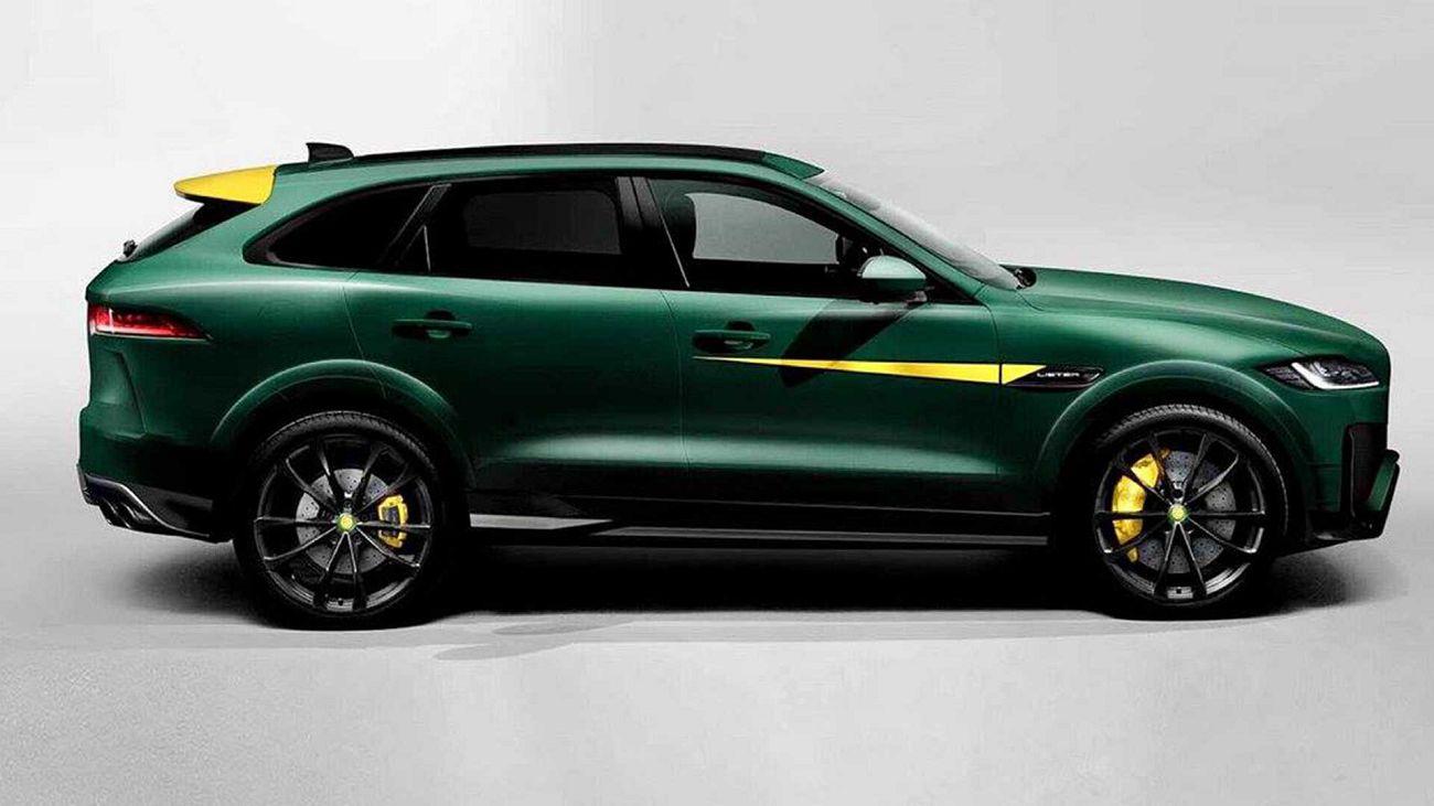2021 Lister Stealth Jaguar
