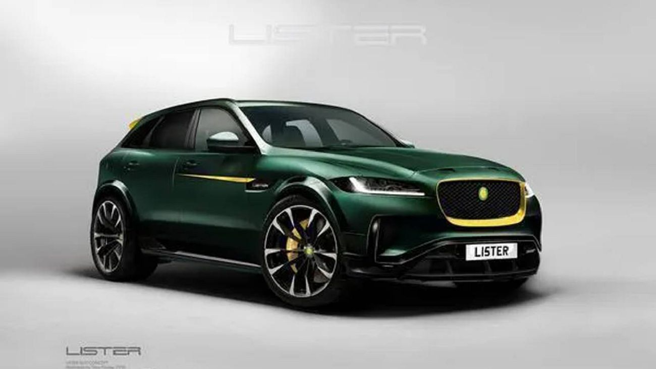 2021 Lister Stealth Lfp